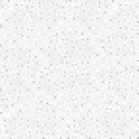 Illustration pour Gray technology background. Seamless digital repetitive pattern. - image libre de droit