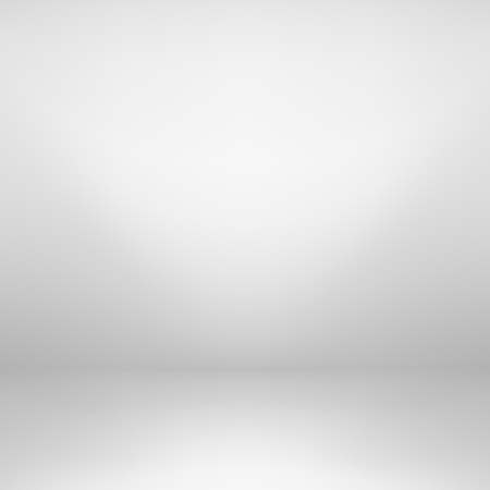 Illustration pour Empty white studio background. Gray gradient design. - image libre de droit