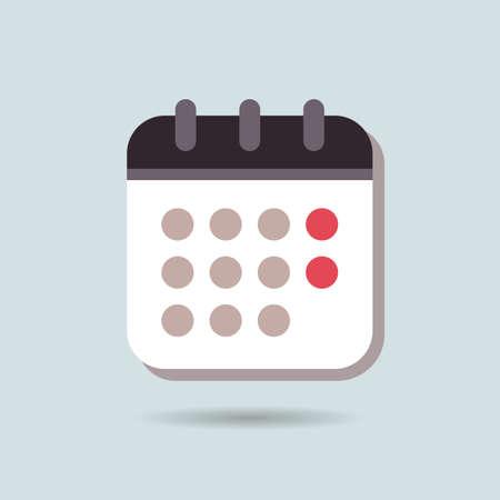 Illustration pour Calendar Icon - Calendar Icon Vector - Calendar Icon Picture - Calendar Icon Graphic - Calendar Icon JPG - Calendar Icon JPEG -  - image libre de droit