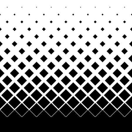 Illustration pour gradient seamless background with black rhombuses - image libre de droit