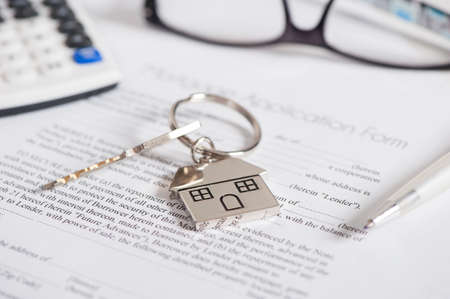 Photo pour mortgage agreement - image libre de droit