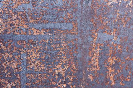 Photo pour rustic metal sheet abstract background - image libre de droit