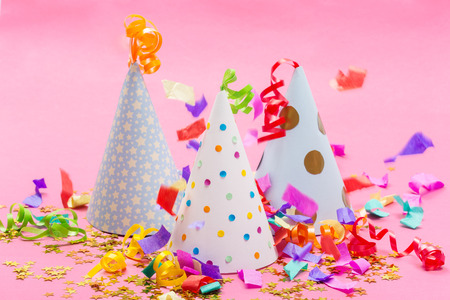 Photo for Party items - Royalty Free Image