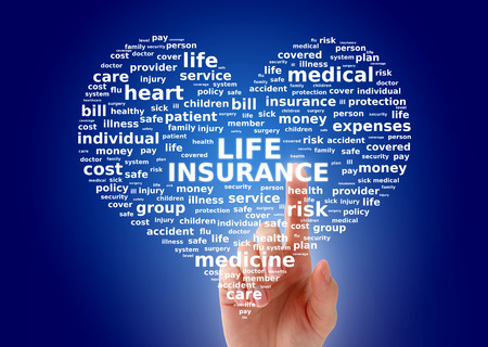 Foto de Life insurance concept - Imagen libre de derechos