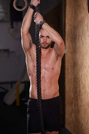 Foto de crossfit workout - Imagen libre de derechos