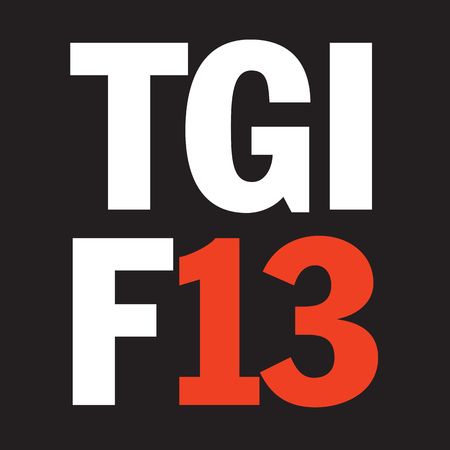 Ilustración de Thank God Its Friday The 13th Vector Design. - Imagen libre de derechos
