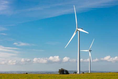 Foto de Bass Coast Wind Farm - Imagen libre de derechos