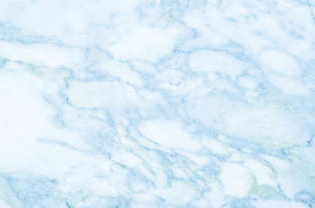 Photo for Blue light marble stone texture background - Royalty Free Image