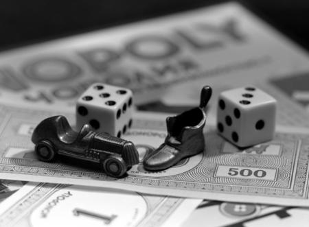 Foto de monopoly - Imagen libre de derechos