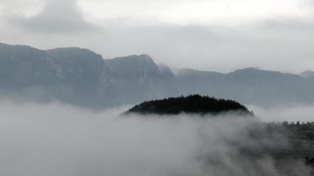 Photo for Xianju Jingxing Cliff - Royalty Free Image