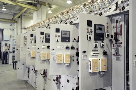 Foto de electrical equipment - Imagen libre de derechos