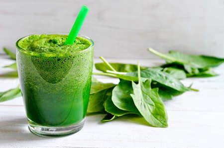 Foto de Green smoothie - Imagen libre de derechos