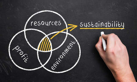 Foto de what is sustainability  - Imagen libre de derechos