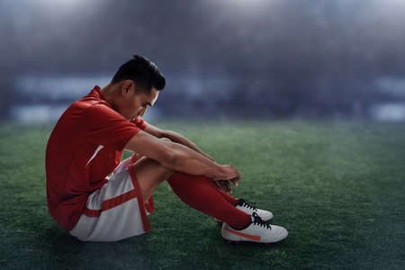 Photo for Soccer player lose - Royalty Free Image