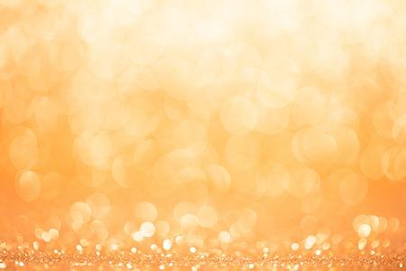 Photo pour golden and yellow circle background. - image libre de droit