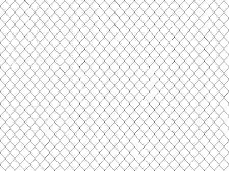 Photo pour Seamless Tileable Steel Chain Link Fence Texture - image libre de droit