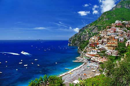 Foto de sunny Italy series - Positano - Imagen libre de derechos