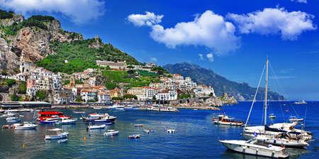 Foto de sunny Italy series - Amalfi - Imagen libre de derechos