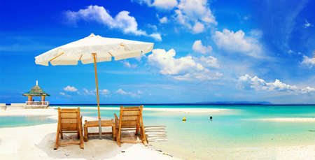 relaxing tropical holidays
