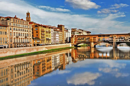 Photo pour amazing Florence - travel in Italy series  - image libre de droit