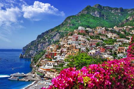 Foto de gorgeous Positano  Italy - Imagen libre de derechos