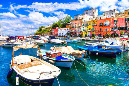 Photo for colorful Procida island, Italy - Royalty Free Image