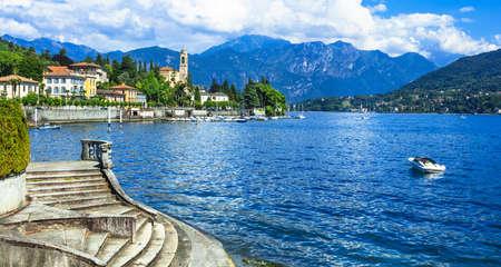 Photo for Scenic Lago di Como - nothen Italy - Royalty Free Image