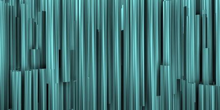 Foto de Blue image of tech tubes background. - Imagen libre de derechos