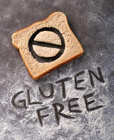 Foto de Gluten Free - Imagen libre de derechos