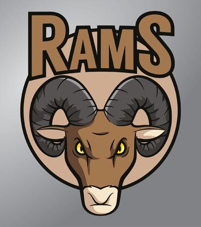 Ram mascot