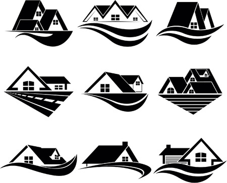 Illustration pour House symbol - image libre de droit
