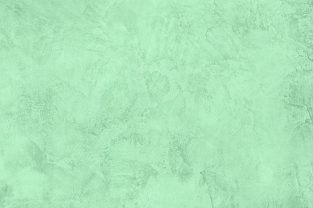 Photo for Trendy Neo mint colored low contrast Rough Concrete textured background to your concept or product. Color of the year 2020 - Royalty Free Image