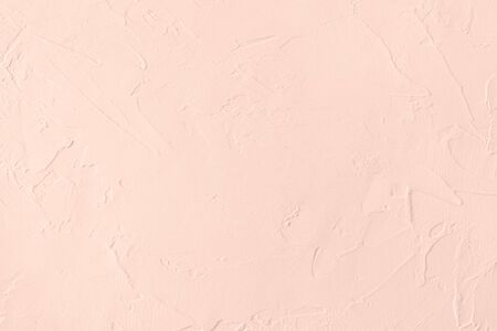 Photo for Pale pink colored low contrast Concrete textured background with roughness and irregularities. Autumn Winter 2020 color trend. - Royalty Free Image