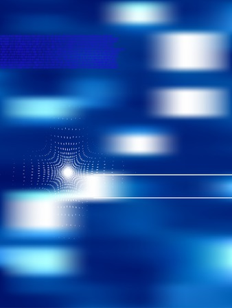 technology abstract background, motion blur, include mesh gradient