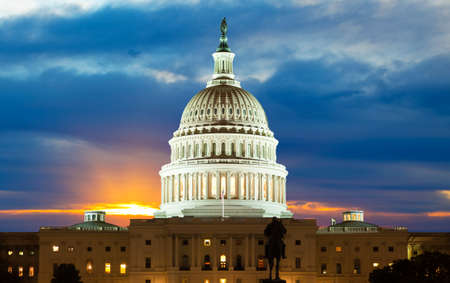 Photo for United States Capitol Building in Washington DC - Royalty Free Image