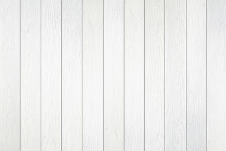 Photo for white wooden wall texture background - Royalty Free Image