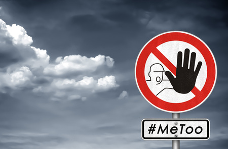 Foto de Me too campaign - Imagen libre de derechos