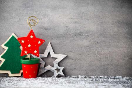 Photo pour Christmas background, greeting card. Decoration. - image libre de droit