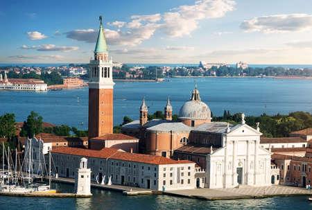 Foto de Cathedral of San Giorgio Maggiore - Imagen libre de derechos