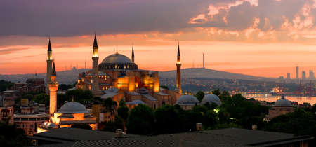 Foto de Ayasofya in Istanbul - Imagen libre de derechos