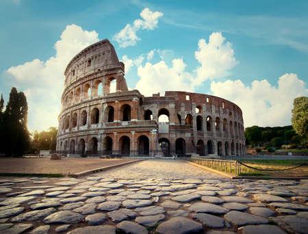 Foto de Colosseum in Rome - Imagen libre de derechos