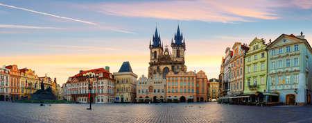 Foto de Town Square in Prague - Imagen libre de derechos