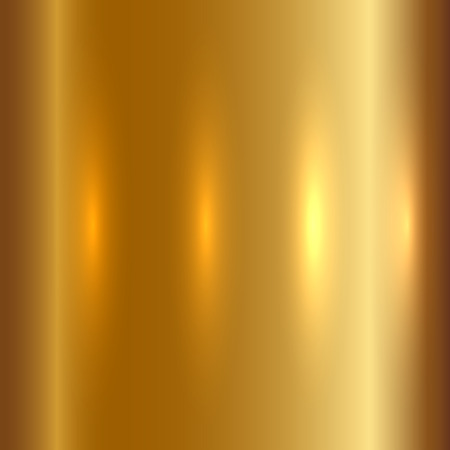 Illustration for Vector illustration of gold background - Royalty Free Image
