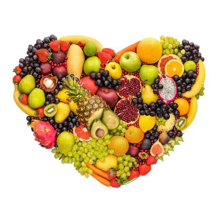 Photo pour Health concept of eating smart - image libre de droit