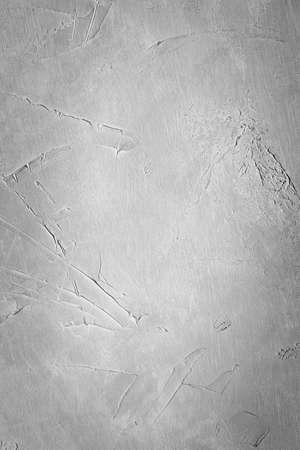 Foto de abstract art grey textured dust background. distressed dark scratched design. dark edges vignette effect. free space concept - Imagen libre de derechos