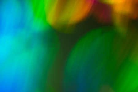 Foto de Bokeh spring colors. Faded lens flare spring colorful backdrop. Nature colors concept. - Imagen libre de derechos