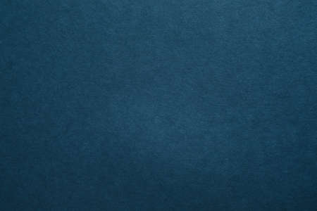 Photo pour Dark blue felt texture abstract art background. Colored carton surface. Copy space. - image libre de droit