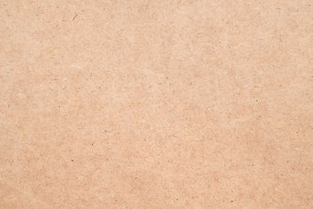 Photo for Construction material. Beige plywood texture abstract art background. Solid color LDF surface. Empty space. - Royalty Free Image