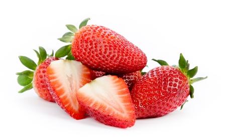 Foto de Group of strawberries - Imagen libre de derechos