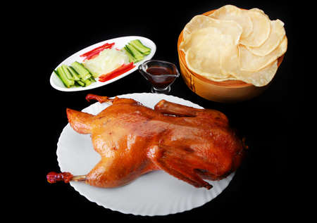 Photo for duck cooked in Beijing - Royalty Free Image